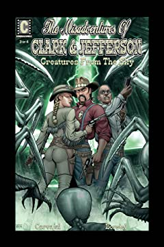 The Misadventures of Clark & Jefferson No.3