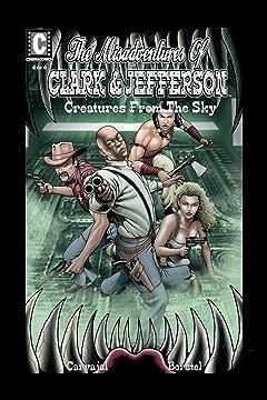 The Misadventures of Clark & Jefferson No.4