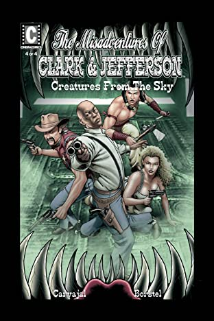 The Misadventures of Clark & Jefferson #4