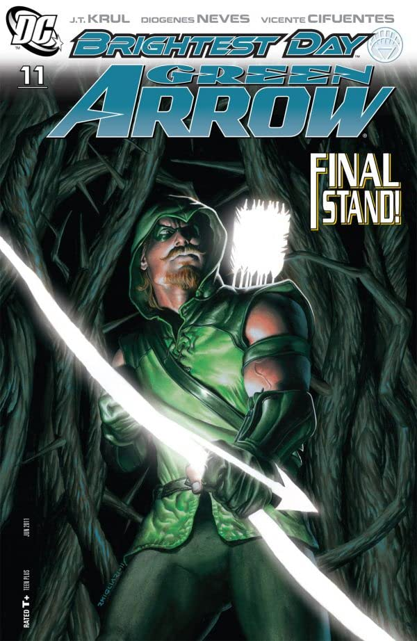 Green Arrow (2010-2011) #11