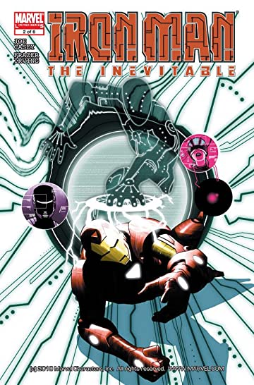 Iron Man: The Inevitable #2 (of 6)