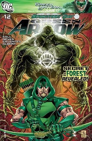 Green Arrow (2010-2011) No.12