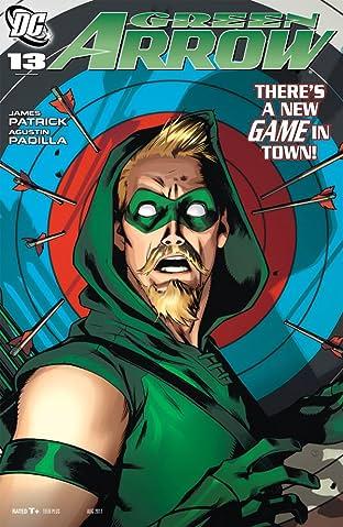 Green Arrow (2010-2011) No.13
