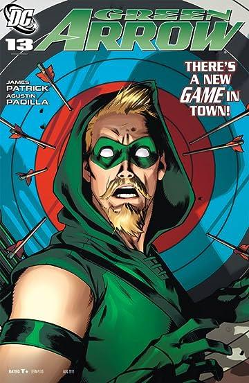 Green Arrow (2010-2011) #13