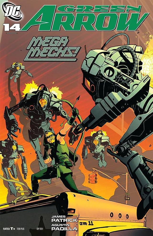 Green Arrow (2010-2011) #14