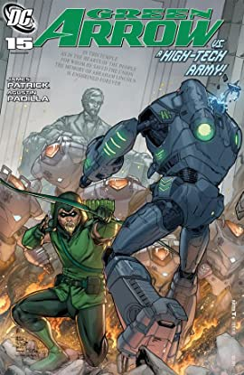 Green Arrow (2010-2011) #15