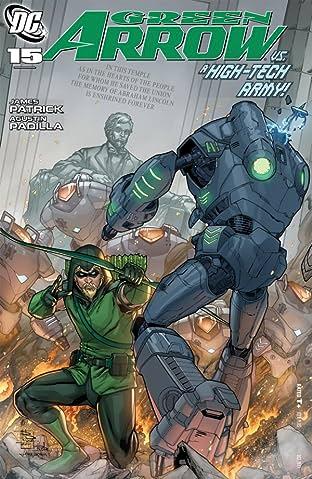 Green Arrow (2010-2011) No.15
