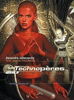 Les Technopères Vol. 2: L'Ecole pénitentiaire de Nohope