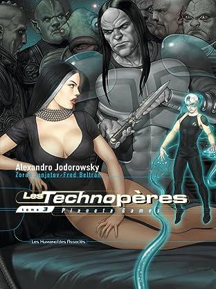 Les Technopères Tome 3: Planeta Games