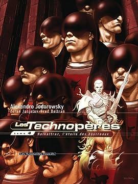 Les Technopères Vol. 4: Halkattrazz, l'étoile des Bourreaux