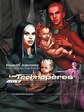 Les Technopères Vol. 5: La secte des Techno-évêques