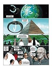 Les Technopères Tome 8: La Galaxie promise