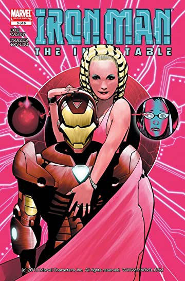 Iron Man: The Inevitable #3 (of 6)