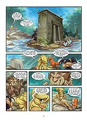 Atalante l'Odyssée Vol. 2: La Première Course