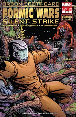Formic Wars: Silent Strike #2 (of 5)