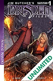 Jim Butcher's The Dresden Files: Down Town #1 (of 6): Digital Exclusive Edition