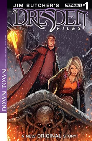 Jim Butcher's The Dresden Files: Down Town No.1 (sur 6): Digital Exclusive Edition