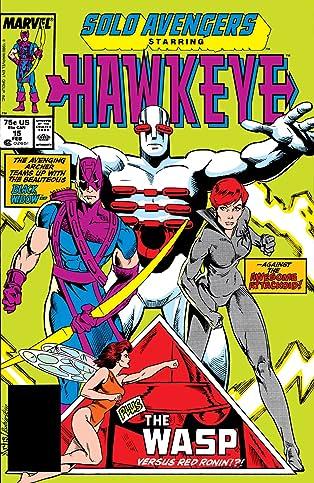 Solo Avengers (1987-1989) #15