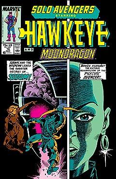 Solo Avengers (1987-1989) #16