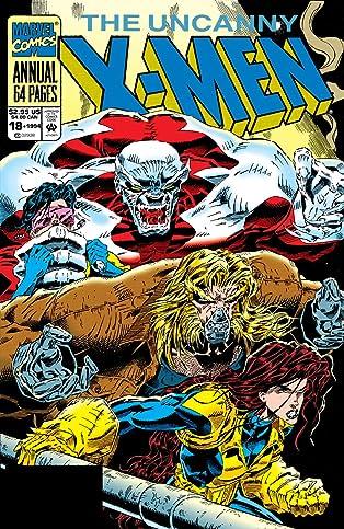 Uncanny X-Men (1963-2011) Annual #18
