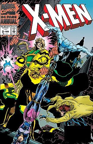 X-Men (1991-2001) Annual #2