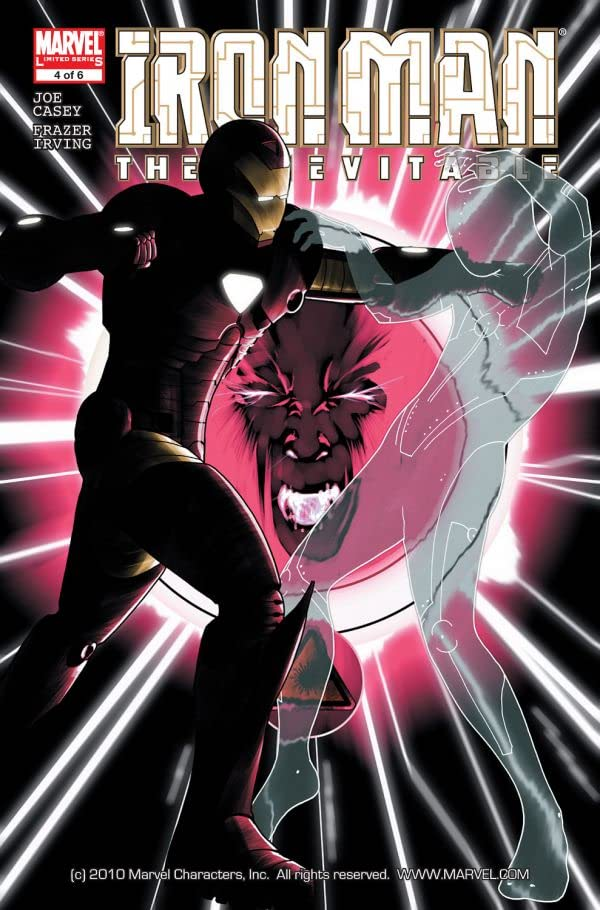 Iron Man: The Inevitable #4 (of 6)