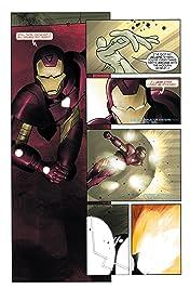 Iron Man: The Inevitable #4 (of 6)