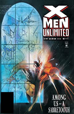 X-Men Unlimited (1993-2003) No.3