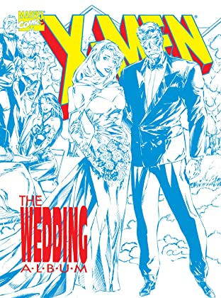 X-Men: The Wedding Album (1994)