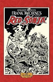 Frank Thorne's Red Sonja: Art Edition Vol. 2