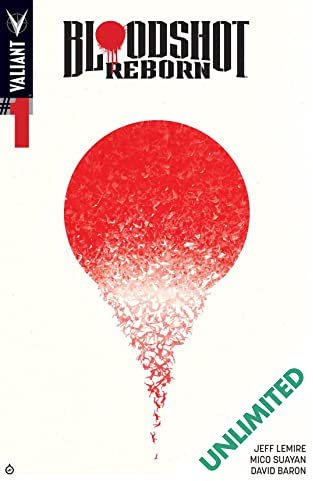 Bloodshot Reborn #1: Digital Exclusives Edition