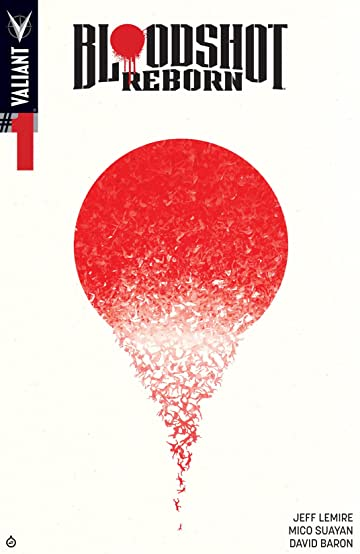 Bloodshot Reborn #1: Digital Exclusives Edition