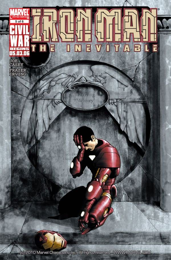 Iron Man: The Inevitable #5 (of 6)