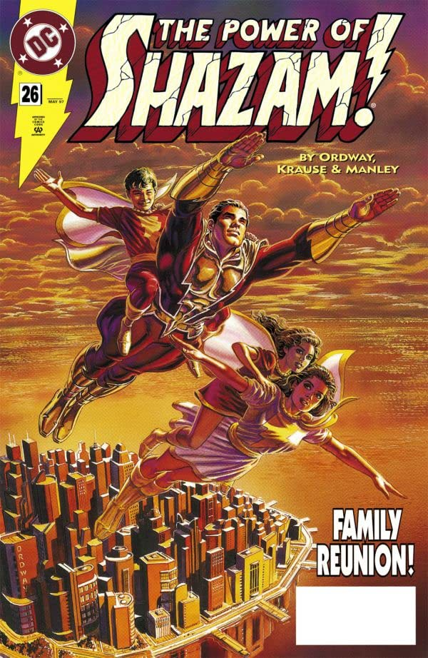 The Power of Shazam (1995-1999) #26