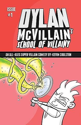 Dylan McVillain #1