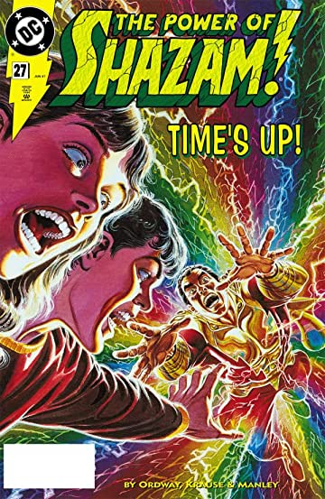 The Power of Shazam (1995-1999) #27