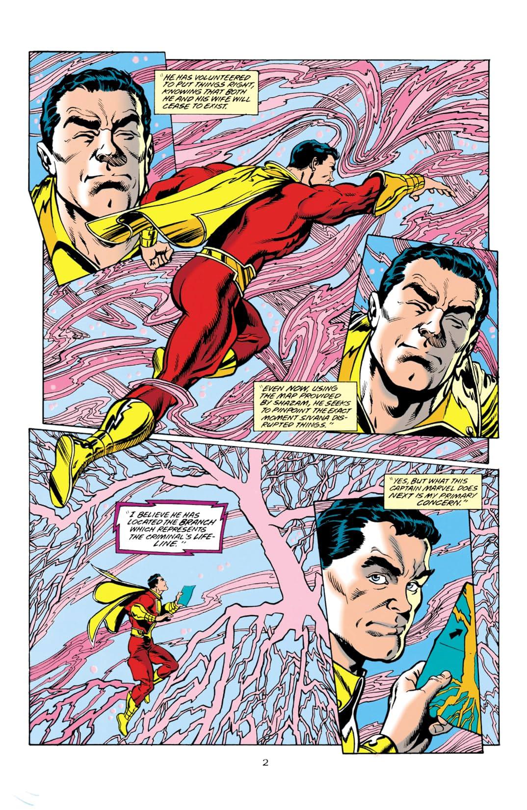 The Power of Shazam (1995-1999) #27