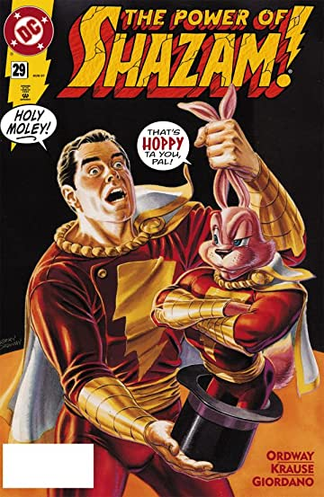 The Power of Shazam (1995-1999) #29