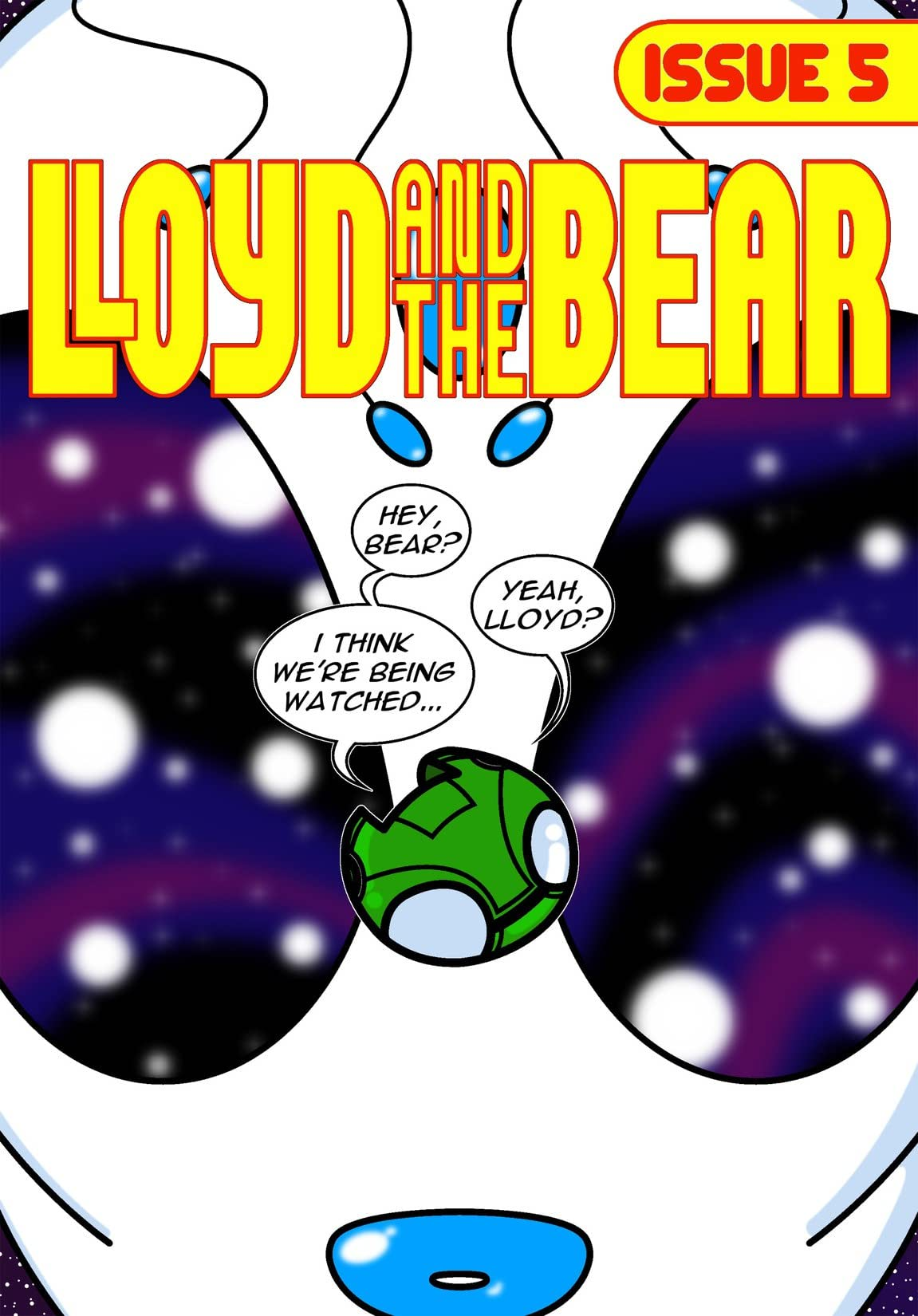 Lloyd and the Bear #5