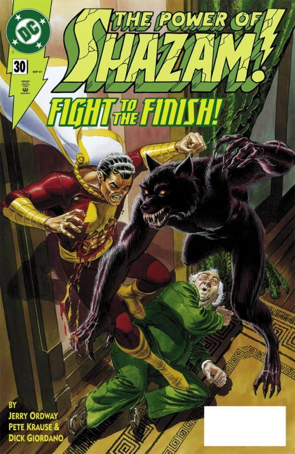 The Power of Shazam (1995-1999) #30