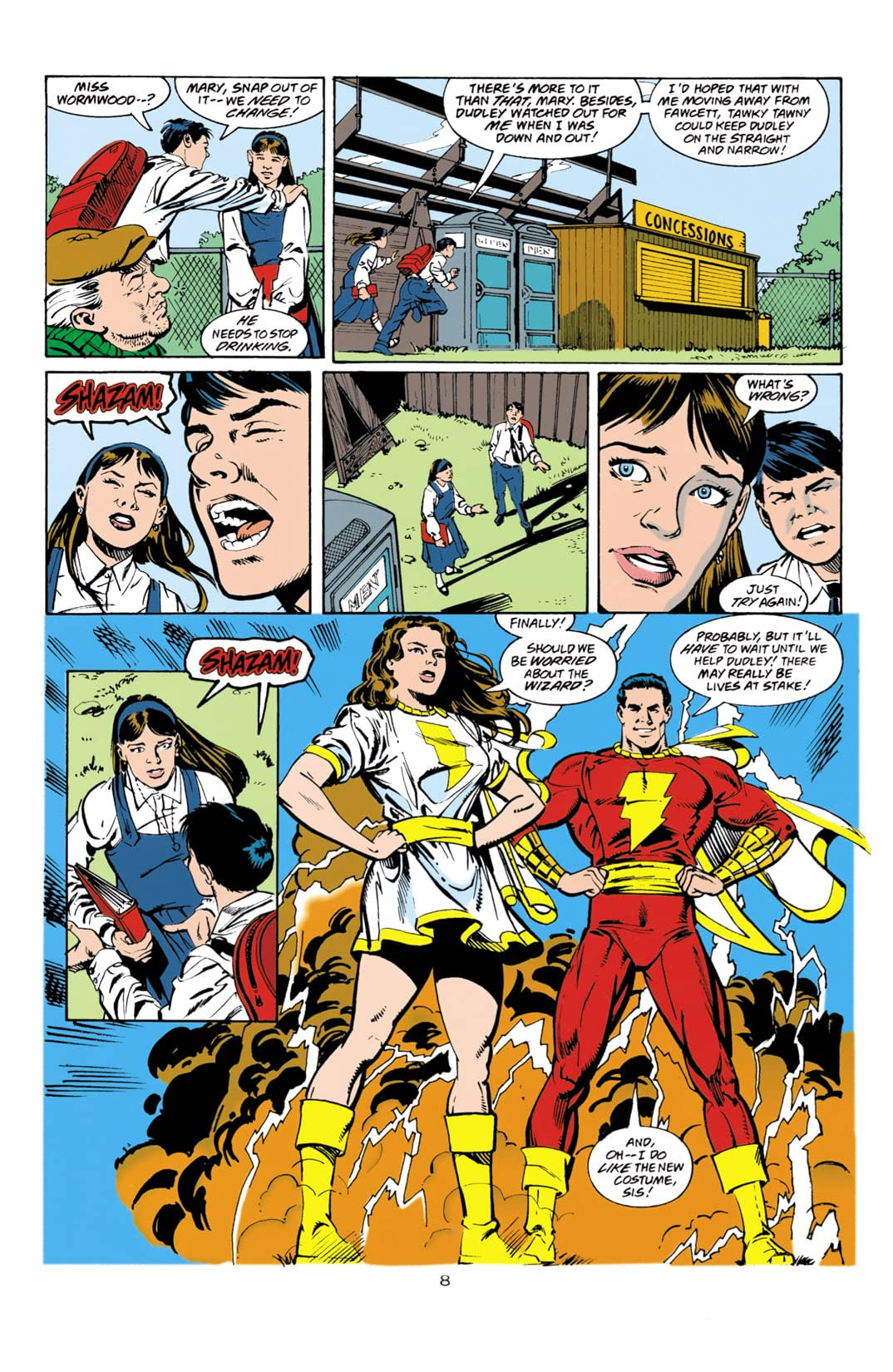 The Power of Shazam (1995-1999) #30