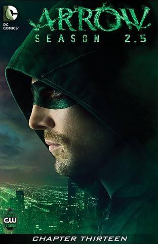 Arrow: Season 2.5 (2014-) #13