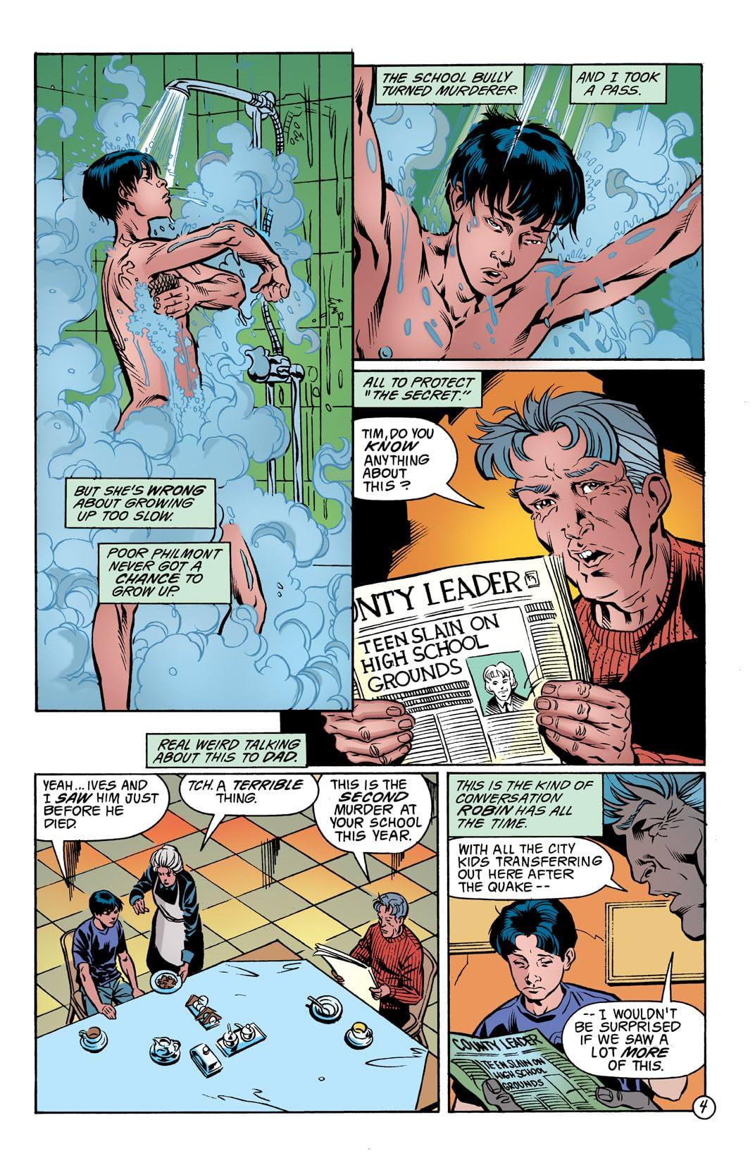 Robin (1993-2009) #60