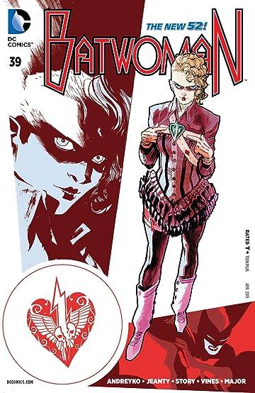 Batwoman (2011-2015) #39