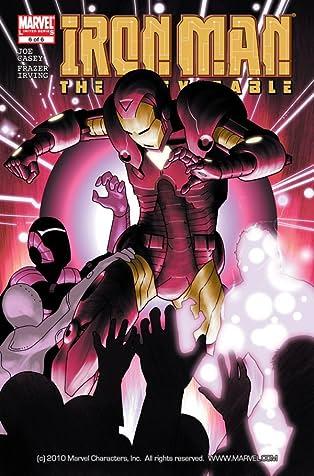 Iron Man: The Inevitable #6 (of 6)