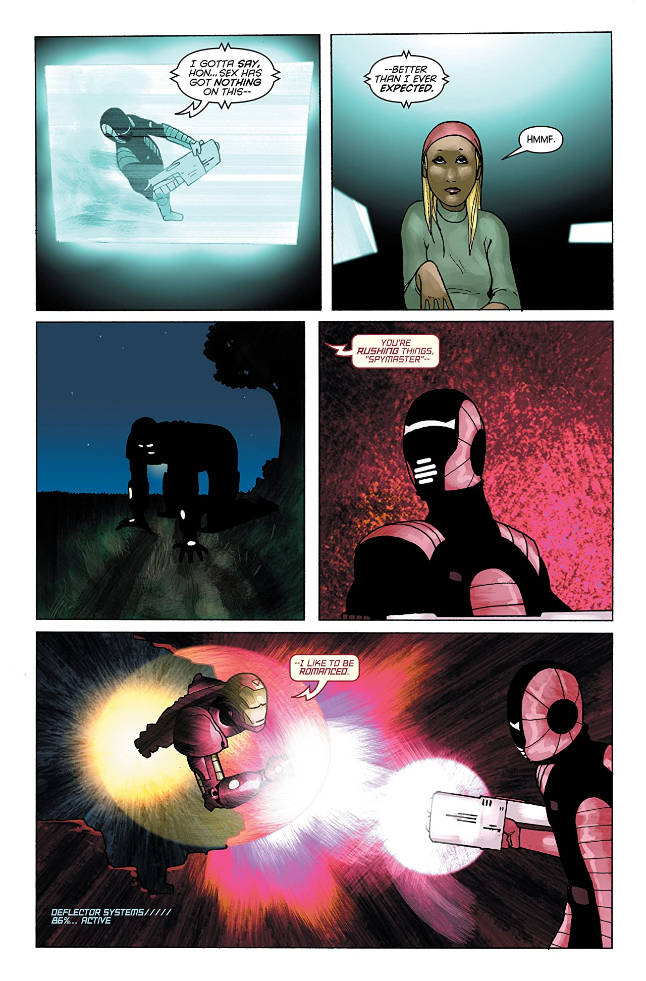 Iron Man: The Inevitable #6 (of 6)