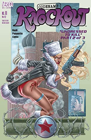 Codename: Knockout (2001-2003) #11