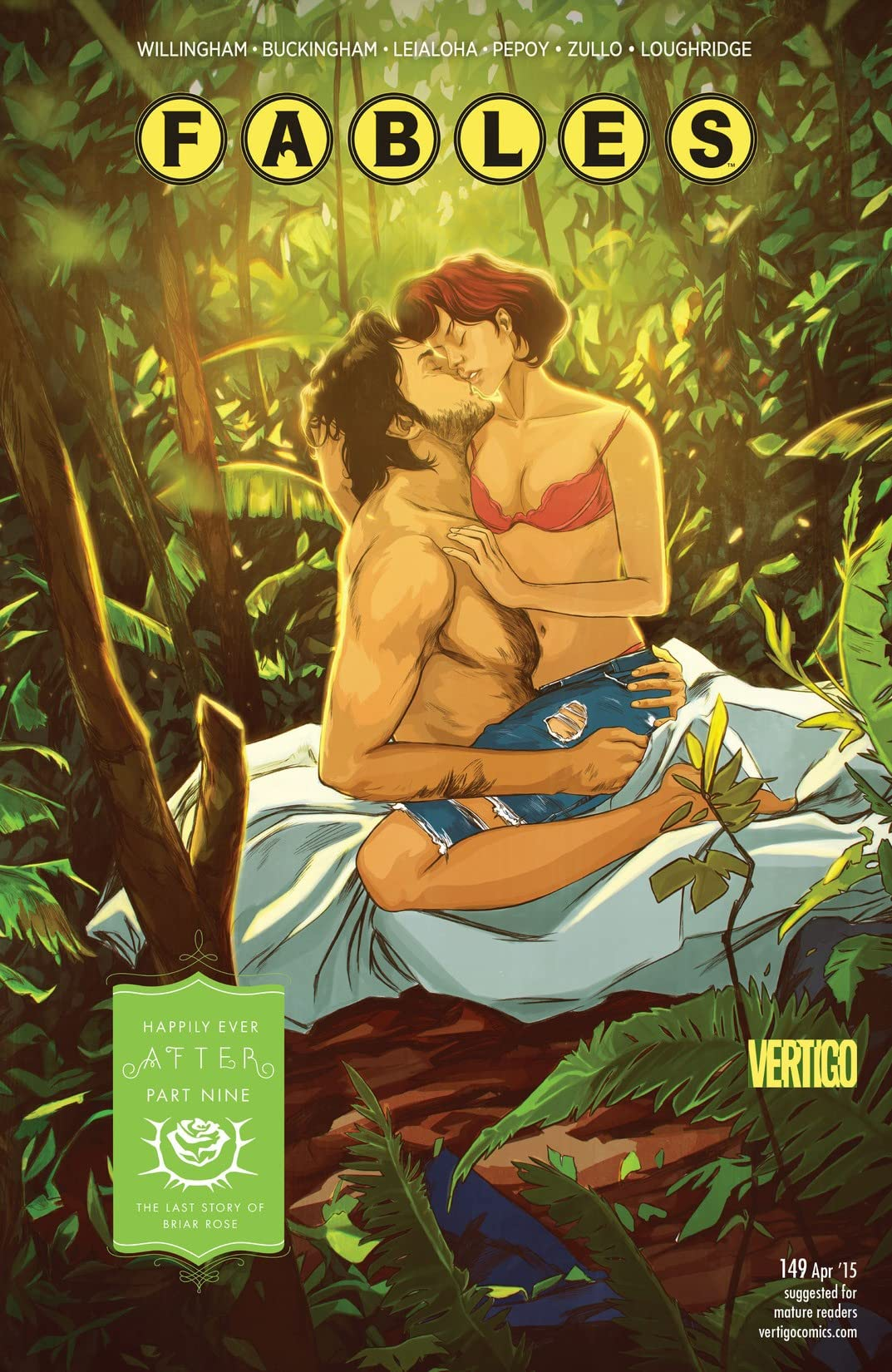 Fables #149