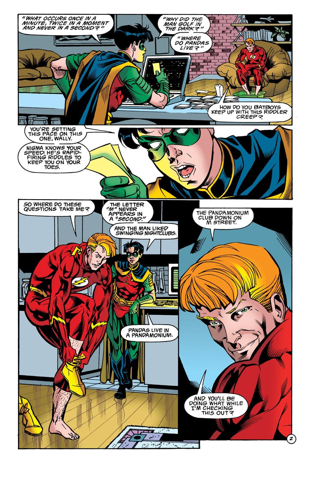 Robin (1993-2009) #64