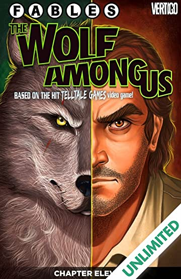 Fables: The Wolf Among Us #11